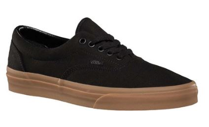 UNISEX GUM ERA SKATE SHOES FROM VANS
