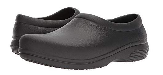UNISEX ON THE CLOCK WORK CLOGS FROM CROCS