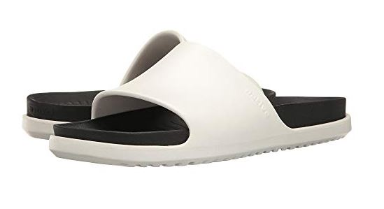 UNISEX SPENCER LX WHITE SANDALS BY NATIVE SHOES