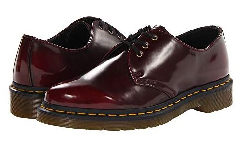 UNISEX VEGAN 1461 OXFORDS BY DR. MARTENS