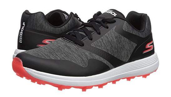 WOMENS GO GOLF MAX CUT SPIKELESS GOLF SHOES FROM SKETCHERS