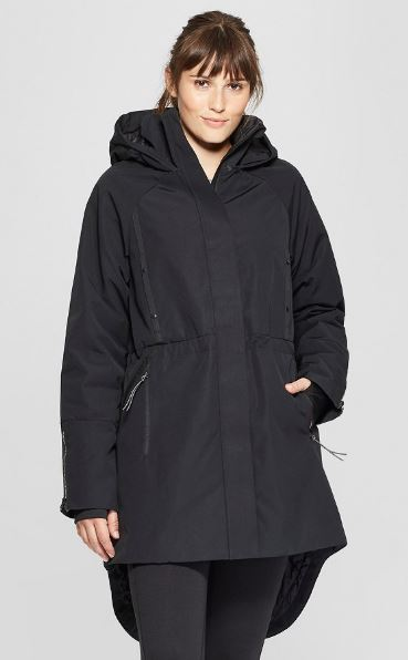 WOMENS INSULATED PARKA BY C9 CHAMPION