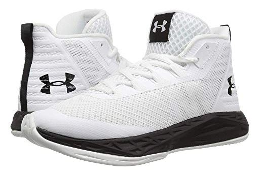 WOMENS JET MID BASKETBALL SNEAKERS BY UNDER ARMOUR