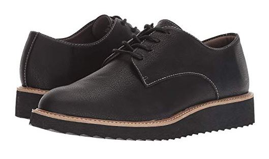 WOMENS LOREE OXFORD WEDGES FROM EUROSOFT