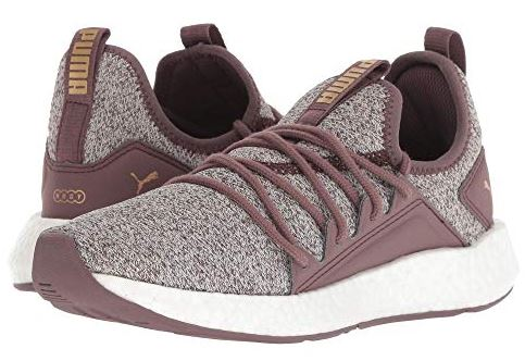 WOMENS NRGY NEKO KNIT TENNIS SHOES BY PUMA