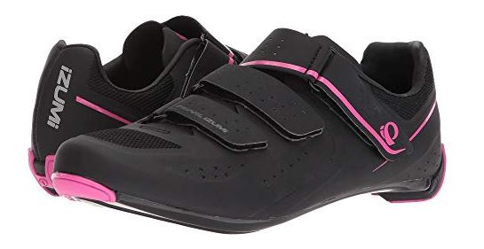 WOMENS SELECT ROAD V5 STUDIO CYCLING SHOES BY PEARL IZUMI