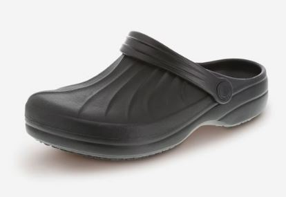 WOMENS SLIP-RESISTANT COMPLETE SAFETSTEP CLOGS FROM PAYLESS