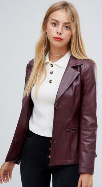 WOMENS TAILORED JACKET BY EMORY PARK