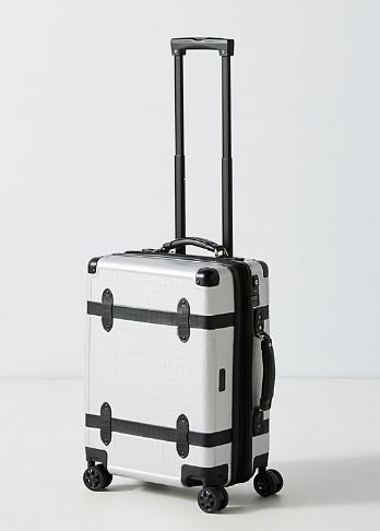 WOMENS TRNK FAUX CROC CARRY-ON LUGGAGE BY CALPAK