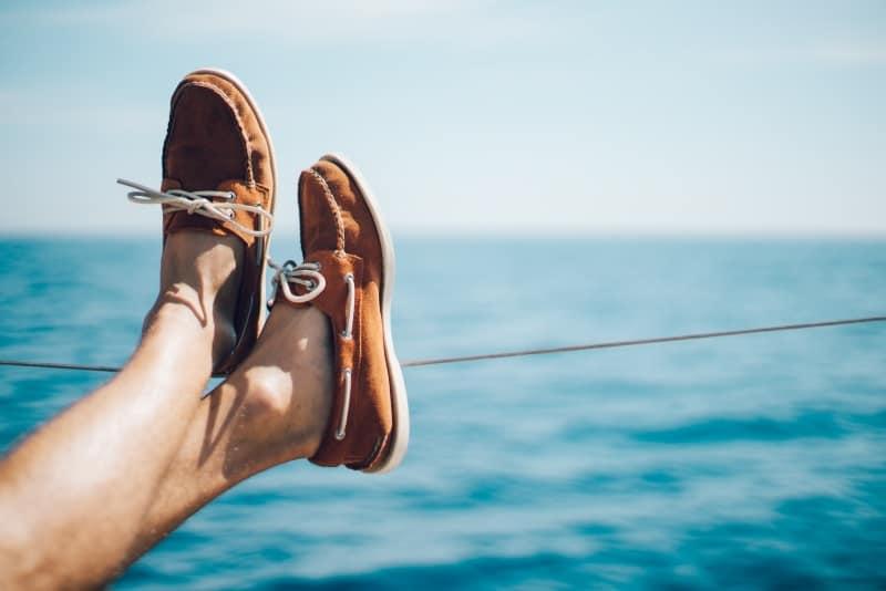 vegan boat shoes