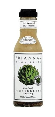 Briannas Home Style Real French Vinaigrette