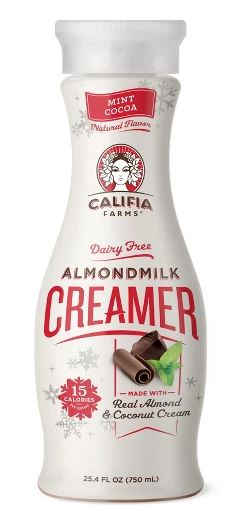 Califia Farms Mint Cocoa Almondmilk Creamer