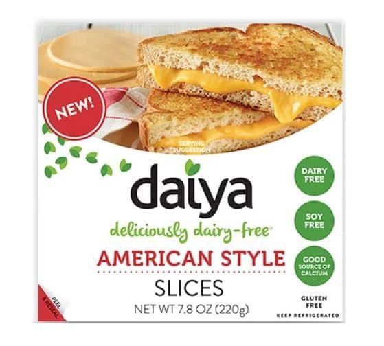 Daiya American Style Slices