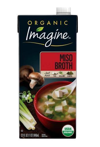 Imagine Miso Broth