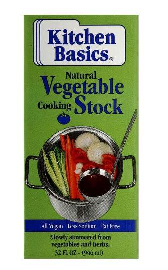Kitchen Basics Natural Vegetable Cooking Stock