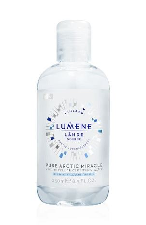 LUMENE LÄHDE PURE ARCTIC MIRACLE 3-IN-1 CLEANSING WATER