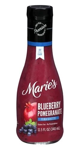 Maries Blueberry Pomegranate Vinaigrette