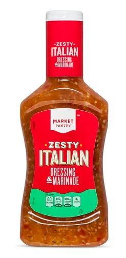 Market Pantry Zesty Italian Dressing