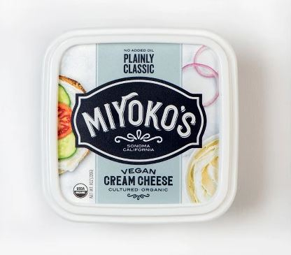 Miyokos Vegan Cream Cheese
