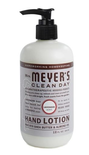 Mrs. Meyers Lavender Hand Lotion