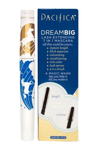 Pacifica Dream Big Lash Extending 7 in 1 Black Mascara