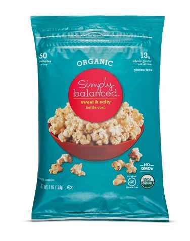 Simply Balanced Kettle Corn