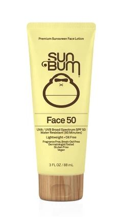 Sun Bum SPF 50 Face Sunscreen