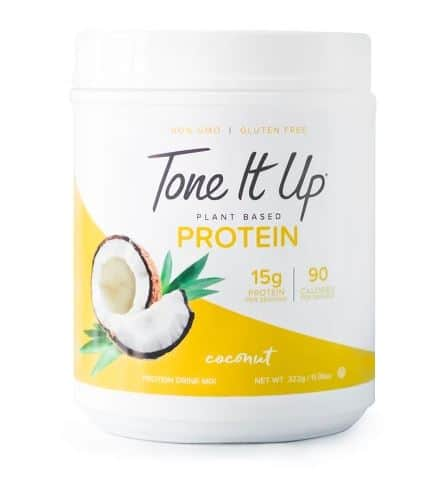 Tone It Up Organic Coconut Plant Based Protein