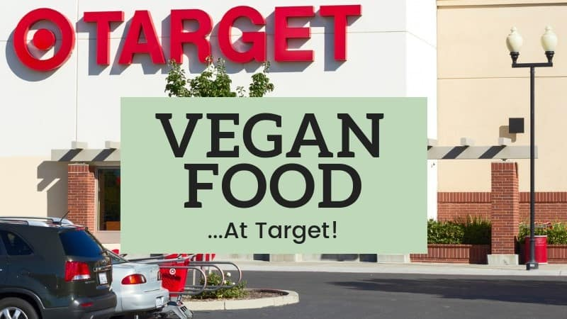 Vegan Food at target