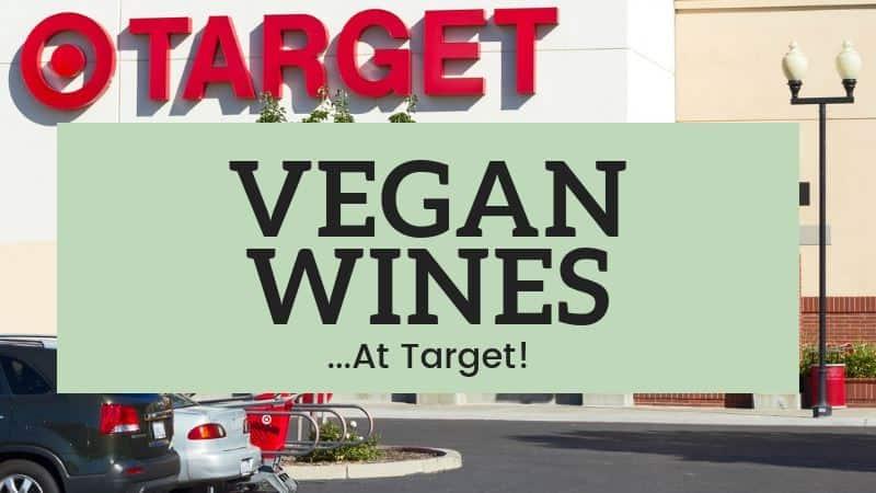 Vegan Wine at Target