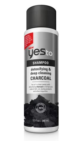 Yes To Detoxifying & Deep Cleaning Charcoal Shampoo