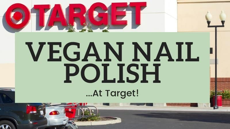 vegan nail polish at target
