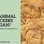 are animal crackers vegan