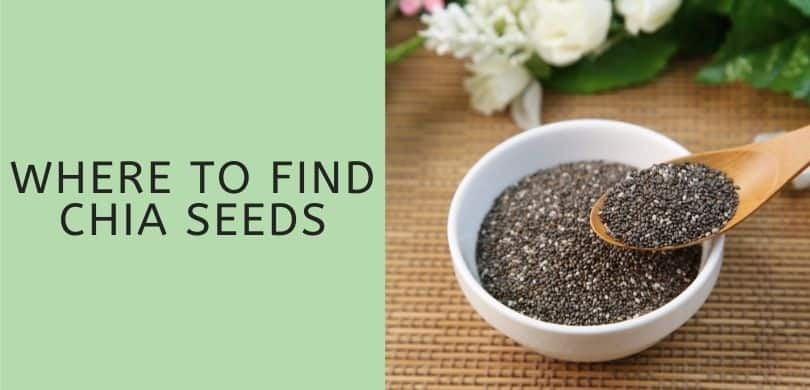 where to find chia seeds