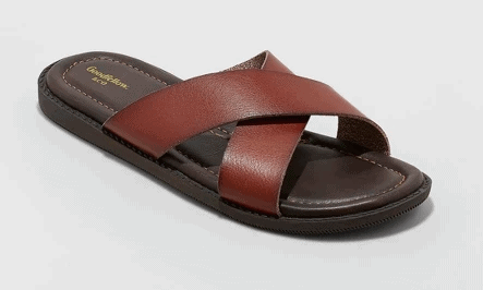 MEN'S KURTIS SLIDE SANDAL FROM GOODFELLOW & CO™