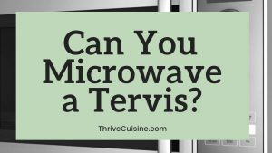 Can you microwave a Tervis