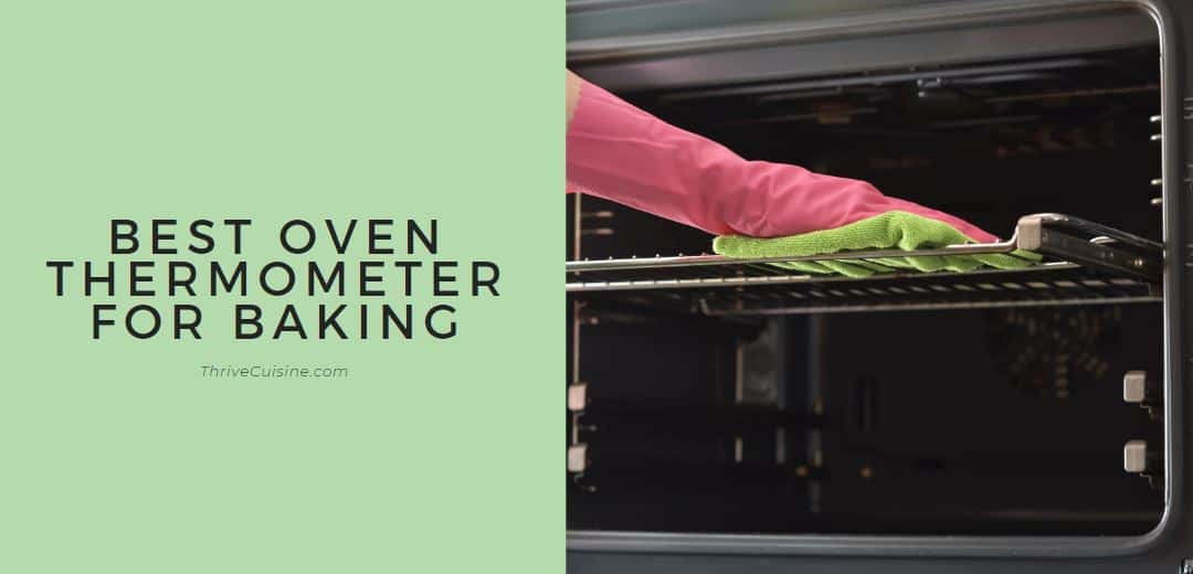 best oven thermometer for baking