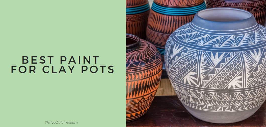best paint for clay pots