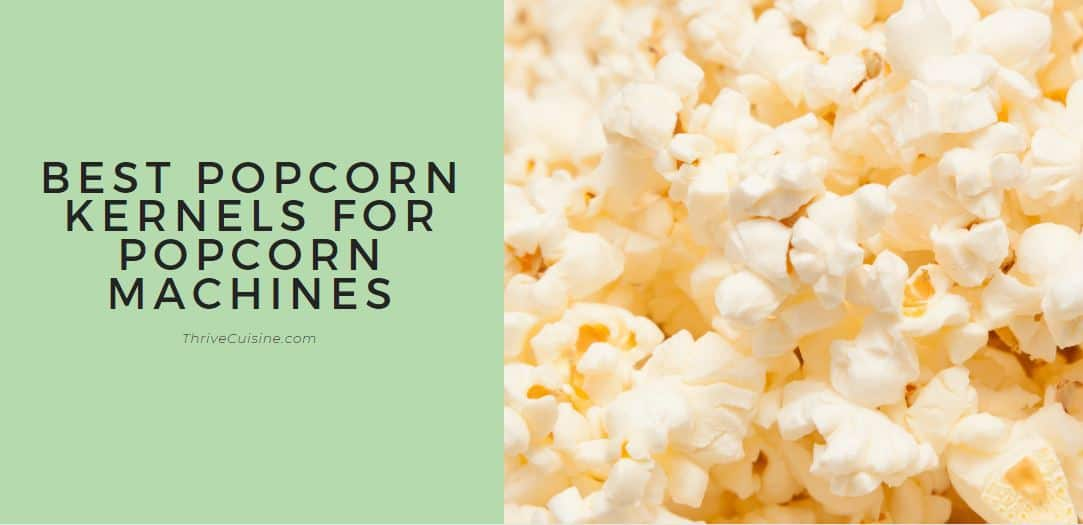 best popcorn kernels for popcorn machine