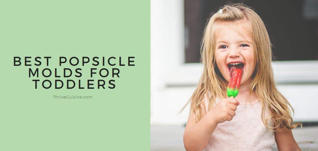 best popsicle molds for toddlers