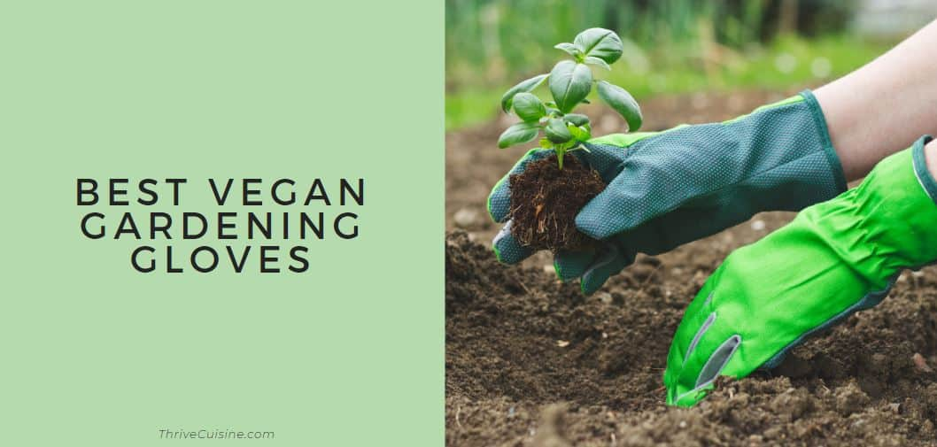 best vegan gardening gloves