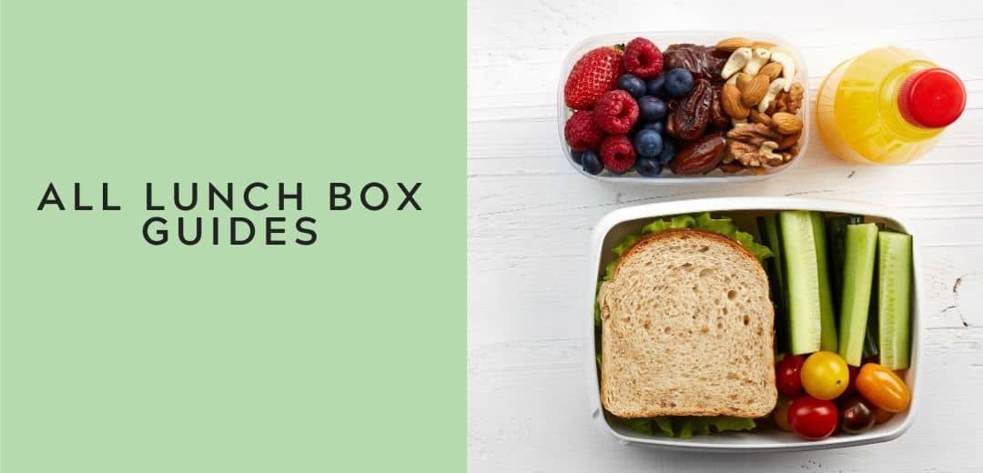 all lunch box guides graphic