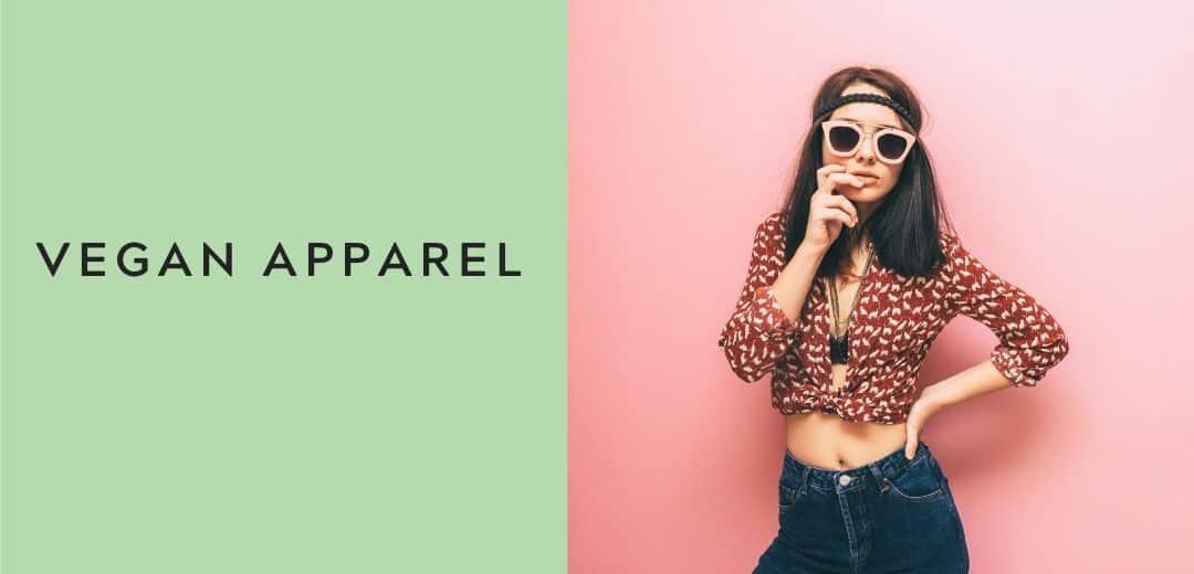 vegan apparel graphic