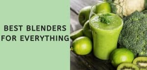 Best Blenders for Everything