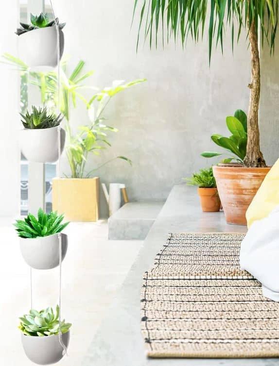 Adit Pot Planter Set