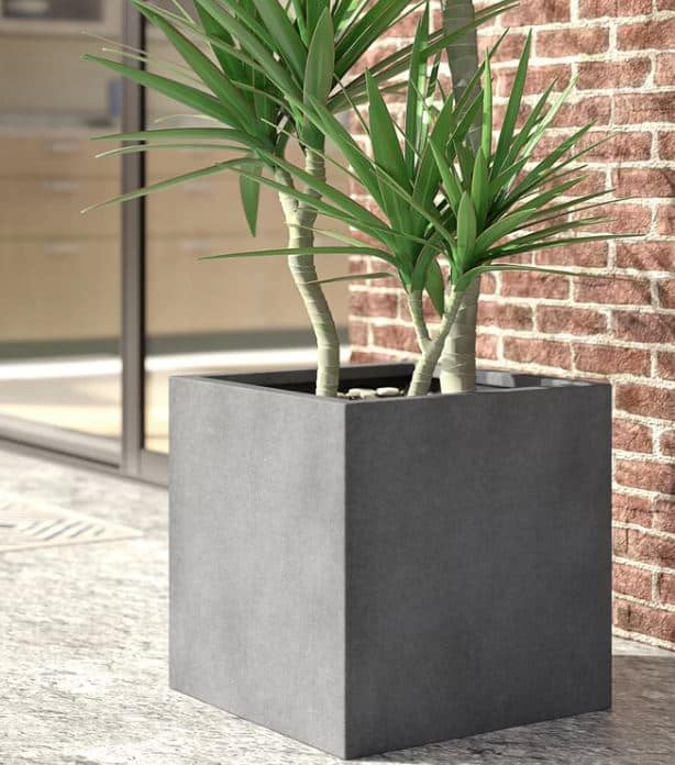Eastvale Fiberstone Planter Box