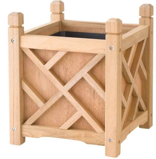 solid Wood Planter Box