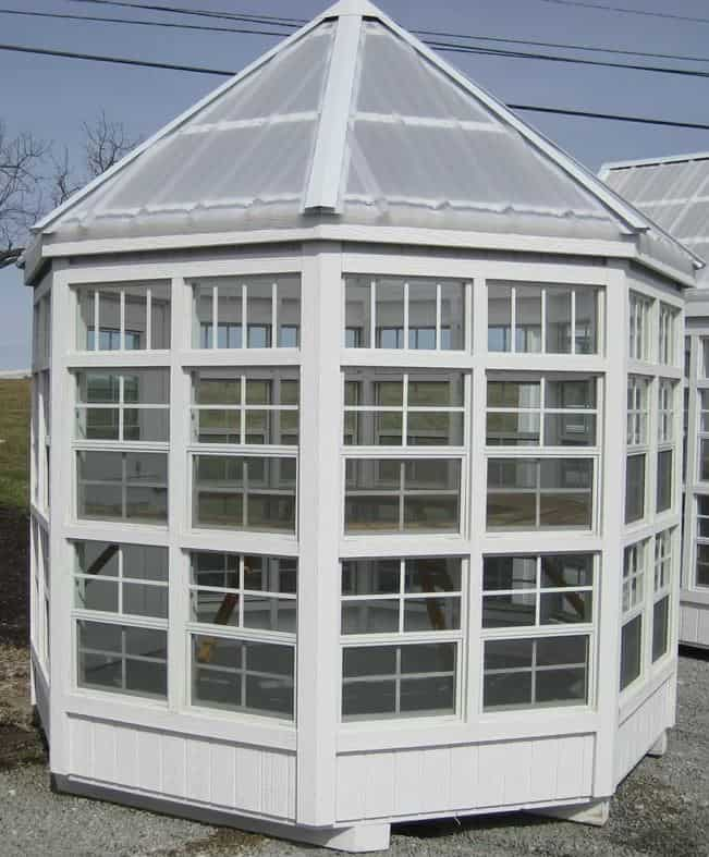 8 Ft. W 8 Ft D Greenhouse