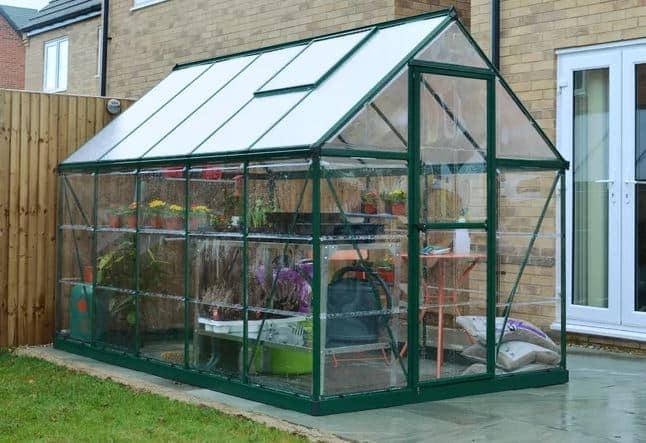 Palram Hyrbid Greenhouse