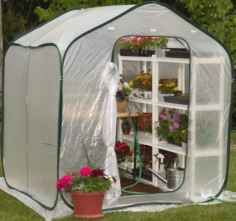 Springhouse Greenhouse